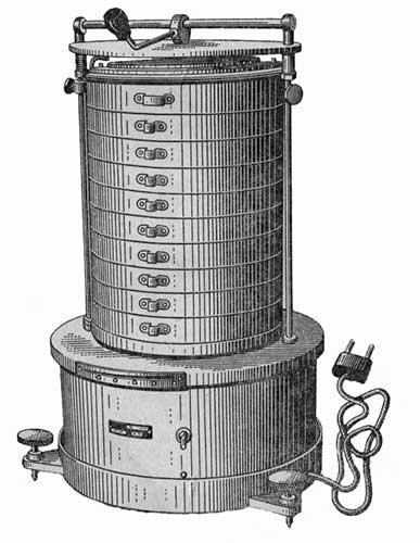 Виброклассификатор ВИМа с набором решет