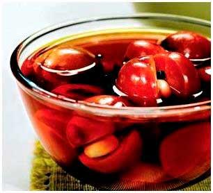 Маринад из ягод смородины