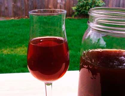 Вино из ягод смородины